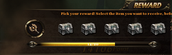 Reward-Choice