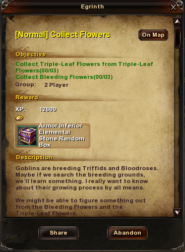 -Normal- Collect Flowers