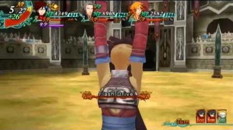 Arc Rise Fantasia - Cameo Arena Fight