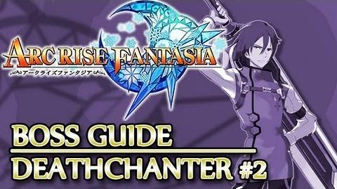 Ⓦ Arc Rise Fantasia Boss Guide, Dolphin - Deathchanter Boss Fight 2