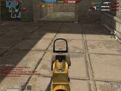 MP5 AC Gold scoped
