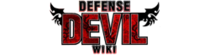 Defense Devil Wiki Wordmark
