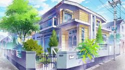 Area no Kishi - Aizawa House (Day)