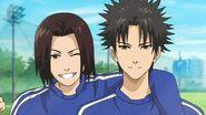 Araki with suguru
