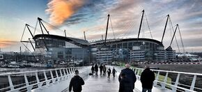 Etihad Stadium 2018