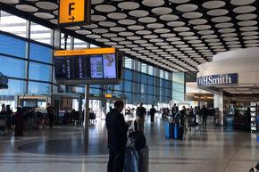 Interior Terminal 4