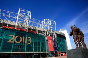 Old Trafford (East Stand)