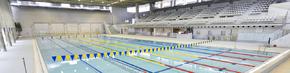 Tokyo Metropolitan Indoor Swimming Pool