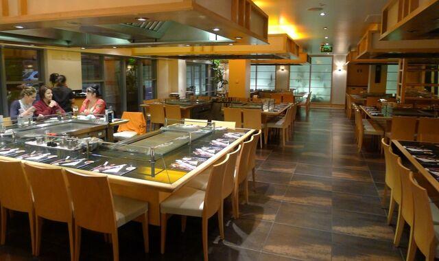 File:Sapporo Teppanyaki Restaurant Manchester (Inside).jpg