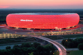 Allianz Arena (Exterior)