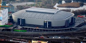 Friends Arena (Exterior)