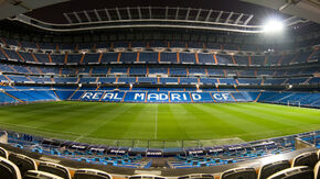 Santiago Bernabeu Stadium (Interior)