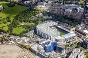 St James' Park (Newcastle)