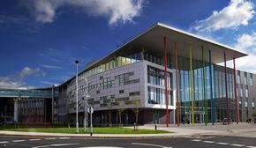 Royal Manchester Children's Hospital (Front door)