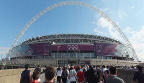 Wembley Stadium (Exterior)