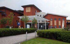 Wythenshawe Hospital (Main Entrance)