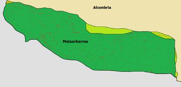 Metsarbarrs