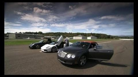 Supercars Vs Golf Balls - Top Gear USA - Series 2
