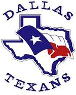 Dallas Texans Logo