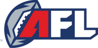 Afl logo new white