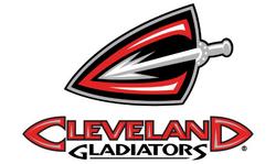 Cleveland gladiators logo