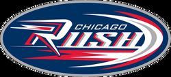 Chicago rush logo