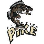 Minnesota Fighting Pike Logo