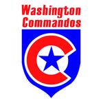Washington Commandos Logo