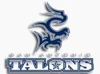 San Antonio Talons Logo