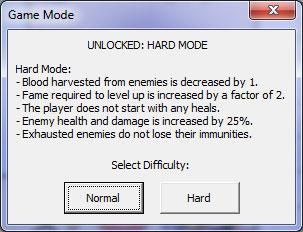 Hard-mode