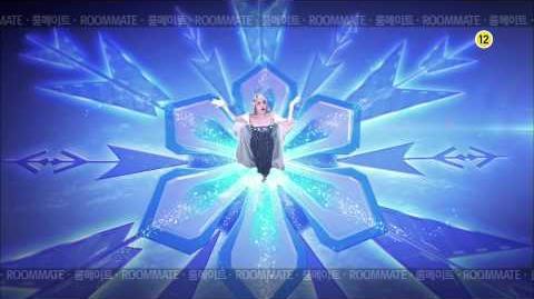 SBS ROOMMATE 걸스데이 유라와 겨울왕국에서 같이 살래?