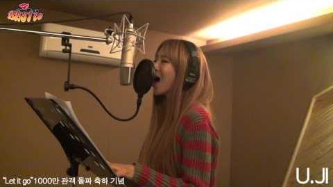베스티(BESTie) 유지 - 렛잇고(Let it go) (Frozen OST Cover)
