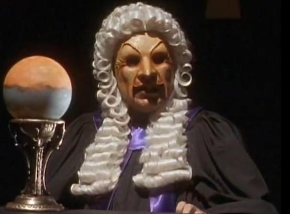 Resultado de imagen de dark judge