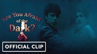 Are You Afraid of the Dark? - Official Clip (2019) Sam Ashe Arnold, Miya Cech