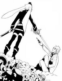 White Rabbit vs Alice
