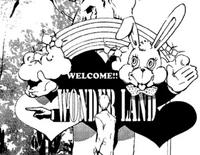 Wonderland entrance