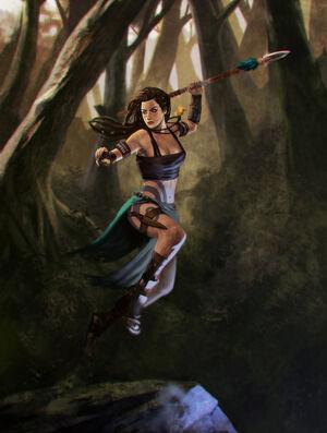 Amazon by markusthebarbarian-d39qvuc