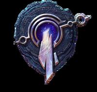Mt targon emblem