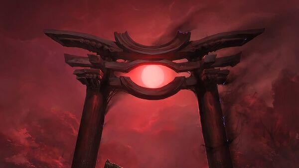 Blood moon-league of legends-(1113)