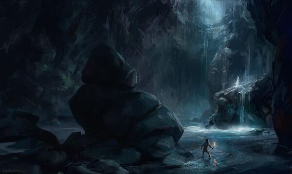Caverne du Flux