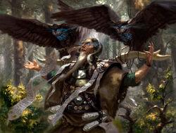 Owl wizard by filipe pagliuso-d8h2gjv