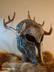 Skyrim female ancient nord helmet 3 4 by folkenstal-d5ugrsa