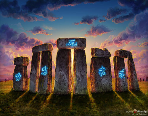 Stonehenge by aniel ak-d5y7bsg