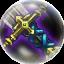 B. F. Sword item
