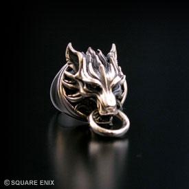FFVIIAC Wolf Ring