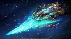 Fists of the heavens by krysdecker-da27knc