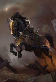 Horse by zix72-d77o5ux
