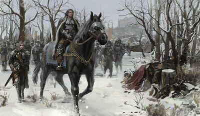 Marche dans le Nord