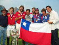 Jugadores chilenos de Polo