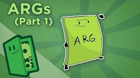 Extra Credits - ARGs Part I - What Are Alternate Reality Games?